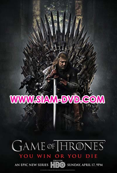 Dvd ซรยฝรง พากยไทย Game Of Thrones Complete