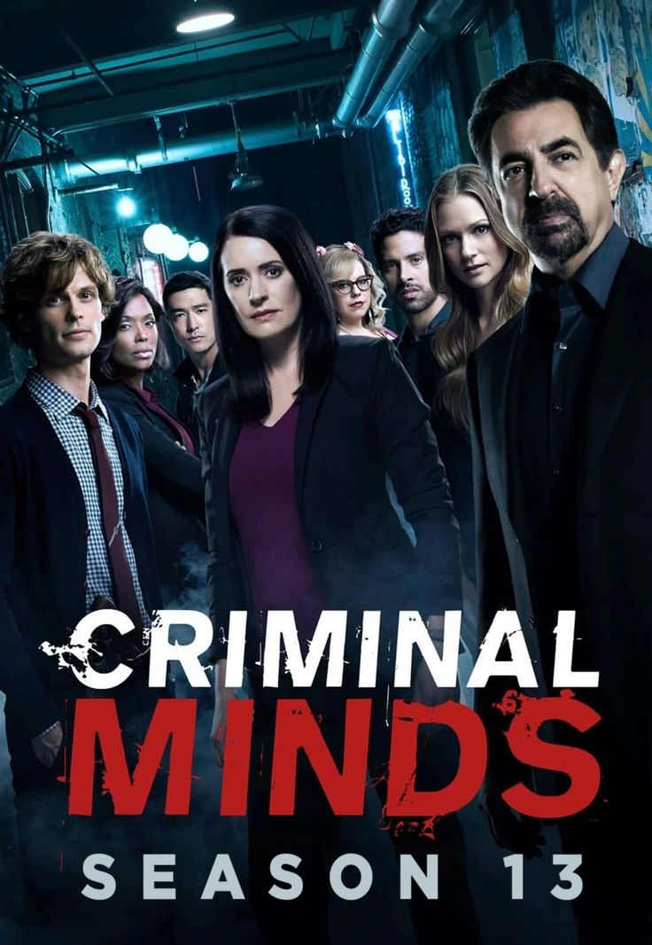 Dvd ซรยฝรง พากยไทย Criminal Minds Season 13